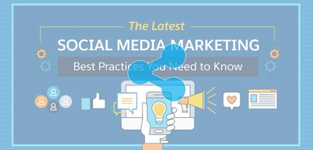 Social media marketing best practices